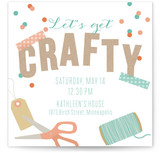Let's Get Crafty by Katherine Lenius