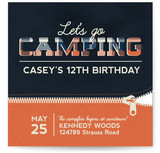 Camping Party by Vanessa Wyler