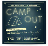Starry Campout by Kristin Levesque