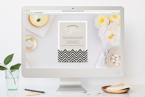 Coco Professional Event Online Invitations