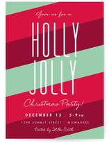 Holly Jolly Stripes