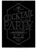 Glam Cocktail Party