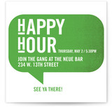 Happy Hour Shout Out