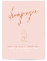 Let's Drink Champagne