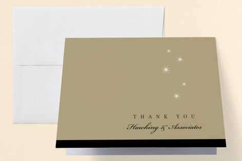 Simply Celebrate Professional/Charity Thank You Cards