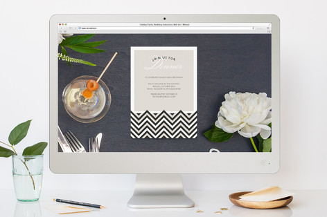 Coco Dinner Party Online Invitations