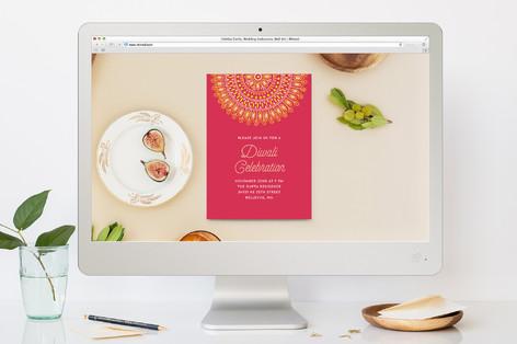 diwali colors Diwali Online Invitations