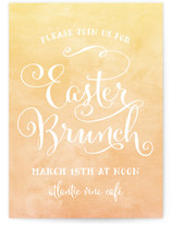 Ombre Easter Brunch