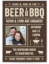 Outdoor Beer & BBQ