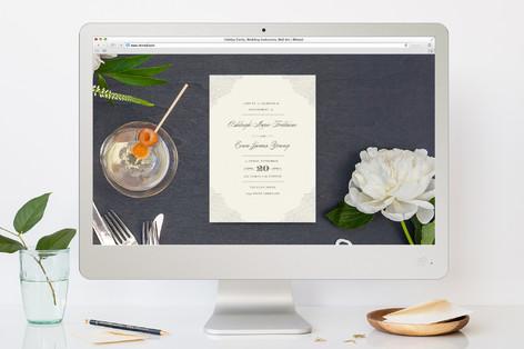 Splendorous Engagement Party Online Invitations