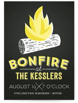 Backyard Bonfire
