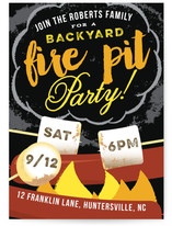 Fire Pit Party