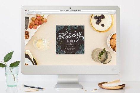 Happiest Holiday Party Holiday Party Online Invitations