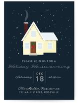 Snowy Holiday Housewarm... by Sara Showalter