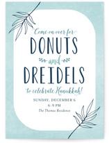 Donuts And Dreidels
