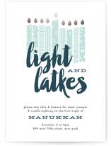 Light & Latkes