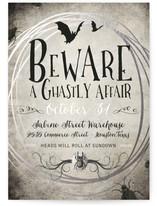 A Ghastly Affair
