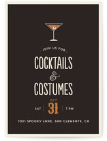 Cocktails And Costumes