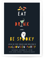 Eat, Drink And Be Spooky