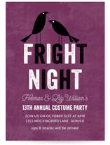 Fright Night Halloween Online Invitations
