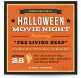 Halloween Movie Night