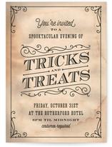 Vintage Tricks And Treats