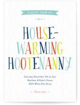 Housewarming Hootenanny