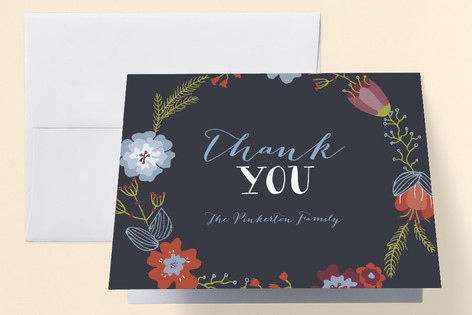 Home Sweet Home Party Housewarming Party Thank You Cards