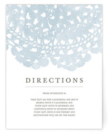 Watercolor and Doilies Directions Cards