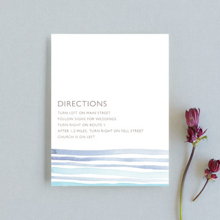 Horizon Direction Cards