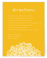 Love Blossoms Directions Cards