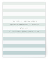 Ombre Stripes Directions Cards