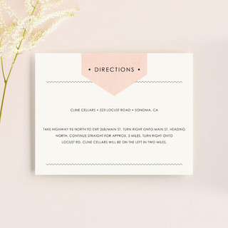 Linen Stitch Direction Cards