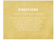 Big Wave Directions Cards