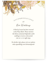 Floral Feast Direction Cards