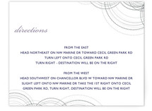 Intricate Directions Cards