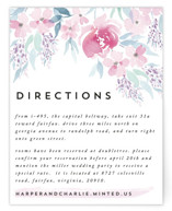 Poetic Watercolor Flowers