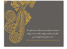 Spanish Lace Directions Cards