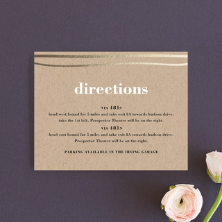 The Big Day Direction Cards