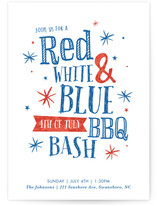 Red, White, & Blue BBQ