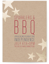 Sparklers & BBQ by Meredith Collie