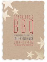 Sparklers & BBQ