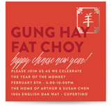 Golden Chinese New Year