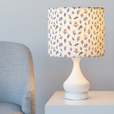 Funky Florals Drum Lampshades