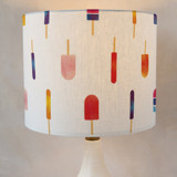 I love popsicles Drum Lampshades