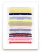 Behind The Veil by Kristi Kohut - HAPI ART AND PATTERN