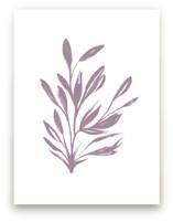 Botanical Sumi Ink by Nancy Noreth