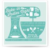 Ladies Bake-In