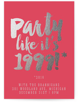 Party Like It's 1999!