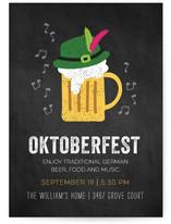 Oktoberfest Beer and Music